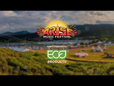 ARISE Music Festival and Sustainability
