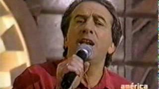 José Luis Perales - Celos de mi guitarra (En Vivo)