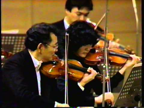 Bach: Overture (Suite) No. 3 in D major, BWV 1068 - II. Air, Conductor: Seiji Ozawa