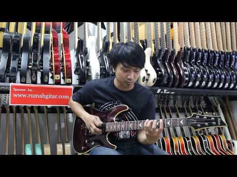 Keren Banget - belajar gitar listrik dari dasar sampai bisa improvisasi [HD 1080]
