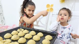ماسة جننت امها بكعك العيد | تجهيزاتنا للعيد؟ | افتحوا الأبواب