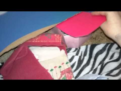 Easy  Doll Bed for 18inch Doll