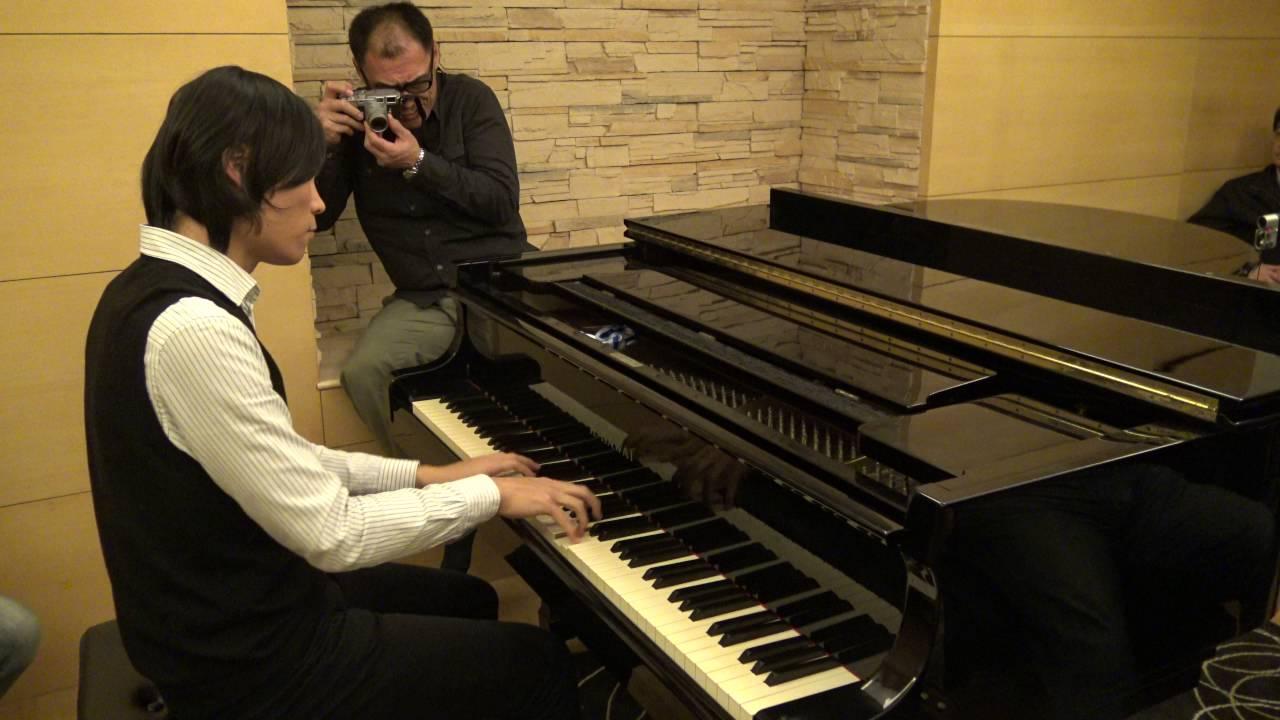 2016221吳天泰老師家庭音樂會蕭邦練習曲樂曲解說no3 - YouTube