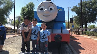 Thomas and Friends(A day out with Thomas and Percy) 2018