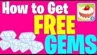 Bakery Story: How To Get FREE Gems!