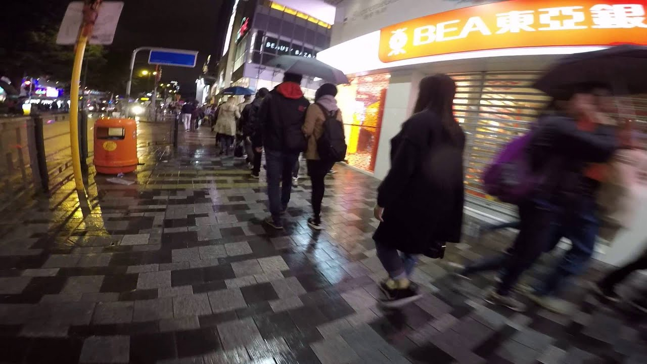 香港SEX・風俗 (チムサーチョイ駅からピンポンマンション) - YouTube