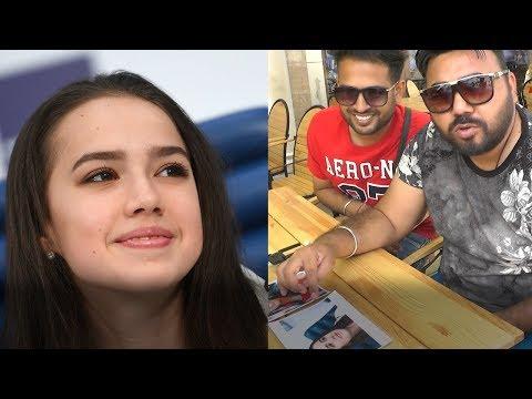 Самая красивая татарка по версии иностранцев/Who is the prettiest Tatar girl for foreigners
