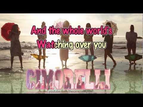 """Cimorelli """"Believe It"""" - [ Karaoke/Instrumental ]"""
