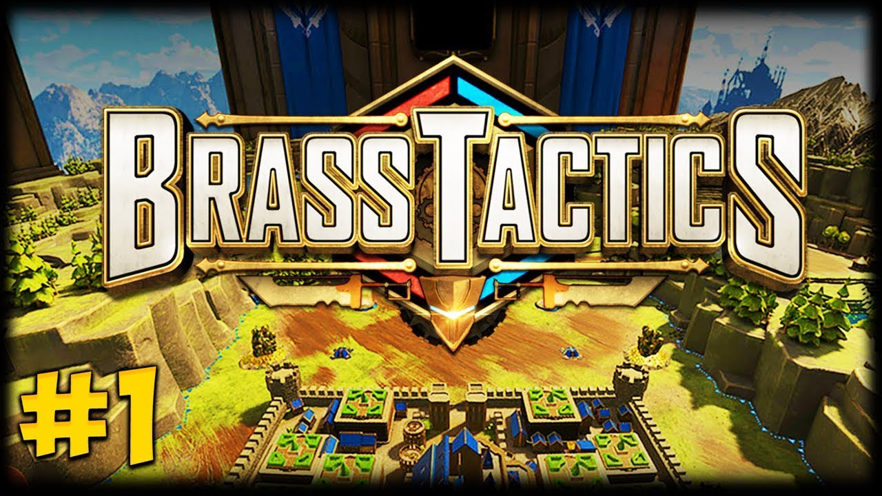 b7ca2c3d8a9 REAL-TIME STRATEGY IN VR! Brass Tactics - Oculus Rift Gameplay  1 ...