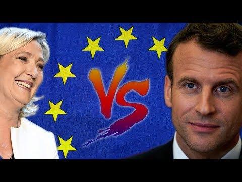 [ZAP] MACRON VS LE PEN - EUROPÉENNES 2019 (UnderZap #29)