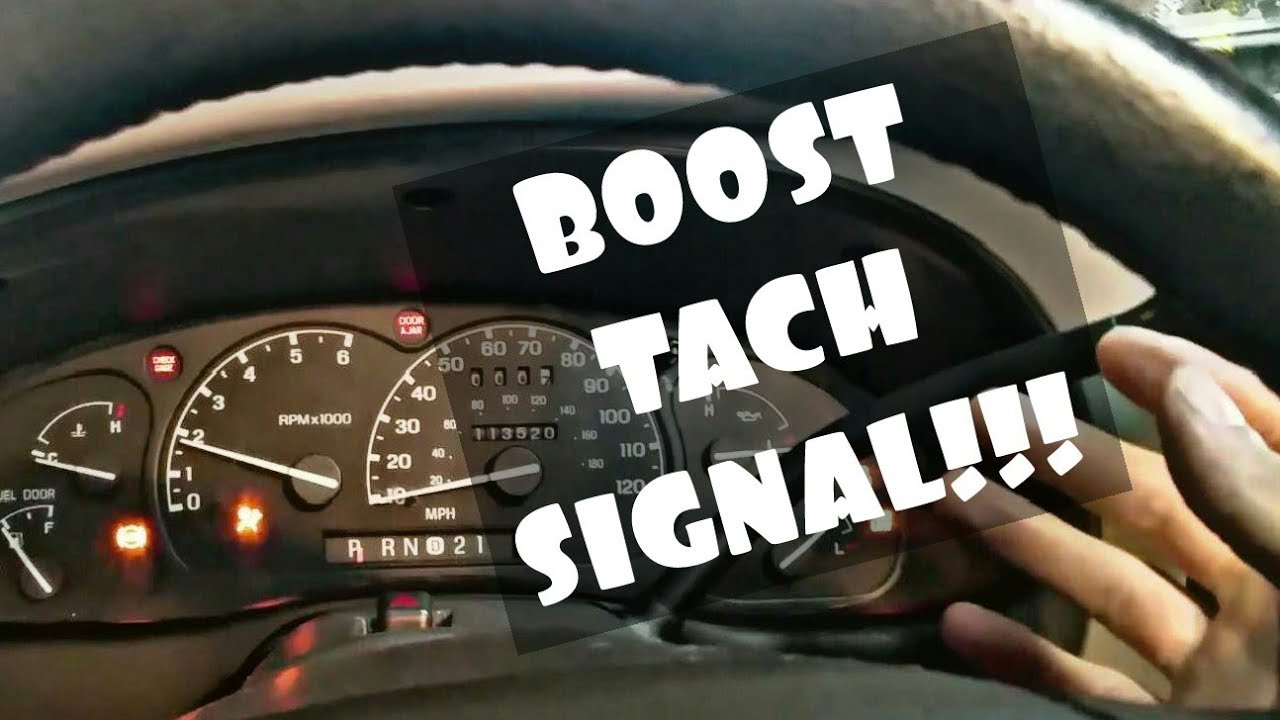 HOW TO BUILD A PULL UP CIRCUIT BOOST TACH SIGNAL ON 2003 LSX SWAPS