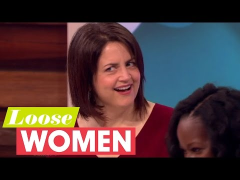 Jamelia Confuses Ruth Jones | Loose Women