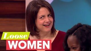 Jamelia Confuses Ruth Jones | Loose Women