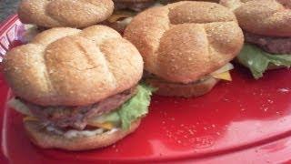 Чизбургер -как приготовить дома-(goodcook)