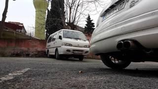 Peugeot 207 Rc Lemans Varex exhaust   MAHo :)