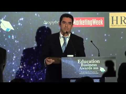 """International School of Piraeus wins in the """"Innovation in Education"""" category"""