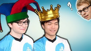 Peasant Academy Player Sneaky Duos with Former World Champion Impact (+ Impact Roasts Jensen)