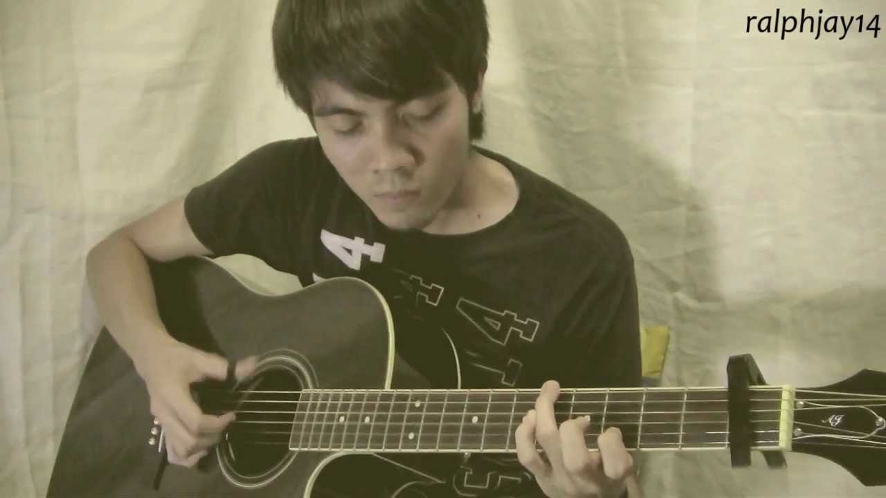 Pusong Bato Fingerstyle Guitar Cover Youtube