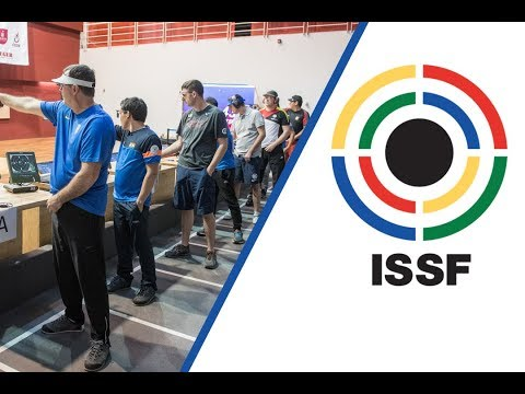 10m Air Pistol Men Final - 2018 ISSF World Cup in Guadalajara (MEX)