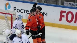 12.02.18 / Tigers - Dynamo Moscow / Highlights