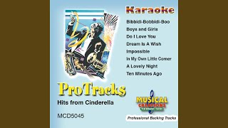 In My Own Little Corner (Karaoke Version Instrumental Only)