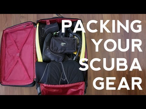 Packing Your Scuba Gear | Quick Scuba Tips