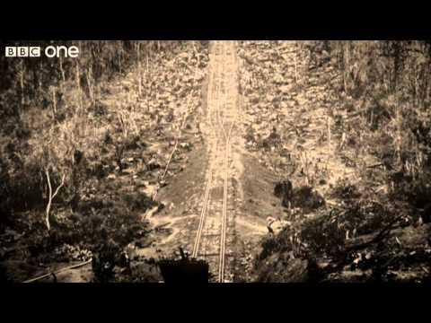 Building the Lunatic Line - Empire - Episode 2 - BBC One