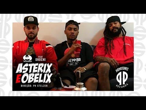 Batz Ninja - Asterix & Obelix ft. Orochi (prod. Papatinho)