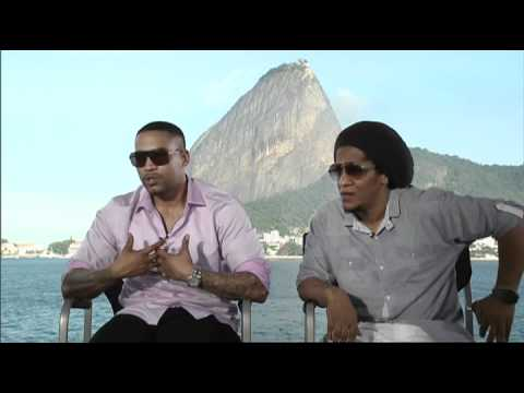 Fast & Furious 5 Interview: Don Omar and Tego Calderon