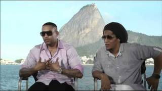 Fast Furious 5 Interview Don Omar And Tego Calderon Youtube