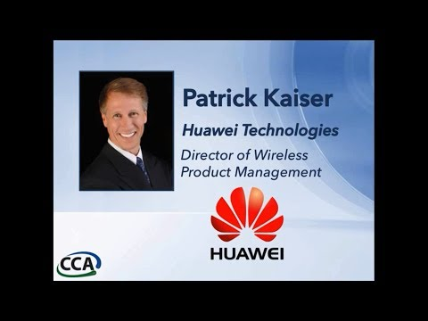 Huawei Keynote at 2014 CCA Global Expo