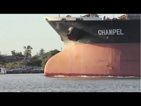 Newcastle Coal Ship - Champel Hamilton IMO 9131840 SWISS MAR