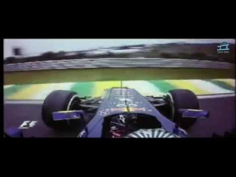 F1 2012 Brazilian Grand Prix - Battle for title (Greek Subs)