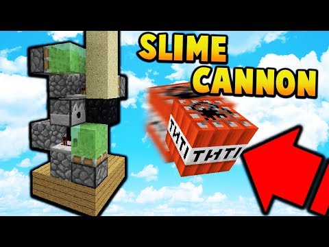 EPIC SLIME CANNON RAID! | Minecraft FACTIONS #682