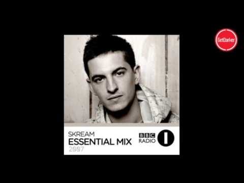 Skream – Essential Mix – Radio 1 – 17.06.2007
