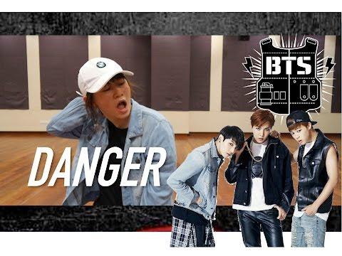 BTS(방탄소년단) Danger Dance Tutorial | FULL MIRRORED [Charissahoo]