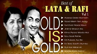 Download lagu Best of LATA & RAFI - Golden Collection of Hindi Yugaleet | OLD IS GOLD