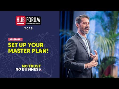 Trust is Business ? Aperçu du modèle chinois avec Alibaba - HUBFORUM 2018