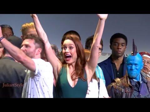 Brie Larson  - funny moments