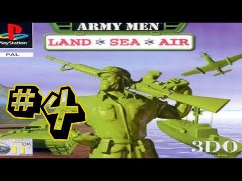 Army Men Land, Sea & Air #4 - Shortest LP Ever? [Finalé]