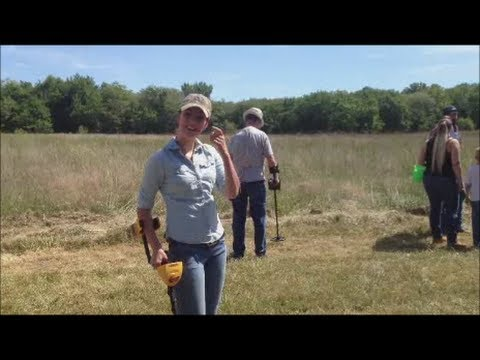 Metal Detecting & Gold Prospecting Outing-  Show Me Gold Outing - Missouri