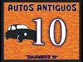 10 AUTOS ANTIGUOS DE COLECCIÓN