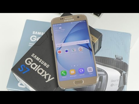 Samsung Galaxy S7 Unboxing: A Worthy Experience