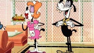 Микки Маус - Первая любовь Гуфи