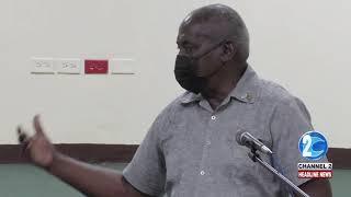GOV'T PLANS TO UPGRADE FIRE STATIONS AND NON FUNCTIONING HYDRANTS