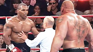 Mike Tyson  All Knockouts of the Legend