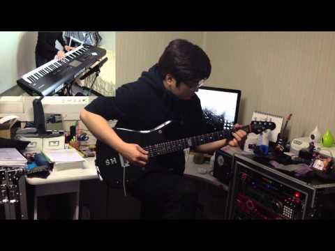 Dream Theater - Octavarium cover(guitar + keyboard)