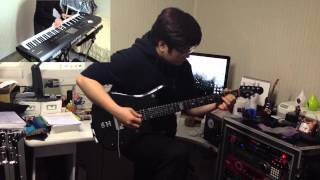 Dream Theater - Octavarium cover(guitar + keyboard)