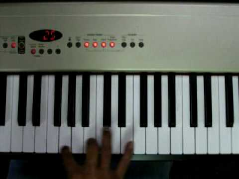Sweet Home Ala. / All Summer Long piano lead tutorial