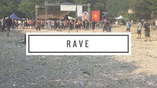 RAVE PARTY - la mia esperienza
